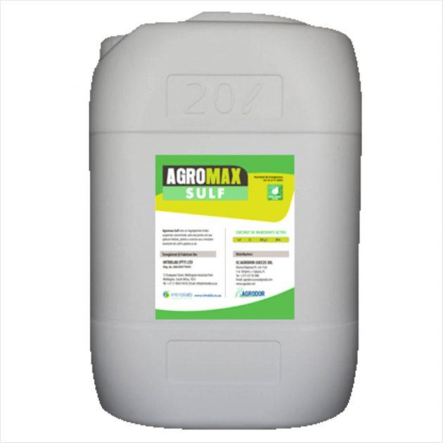 agromax sulf agrodor fertilizanti