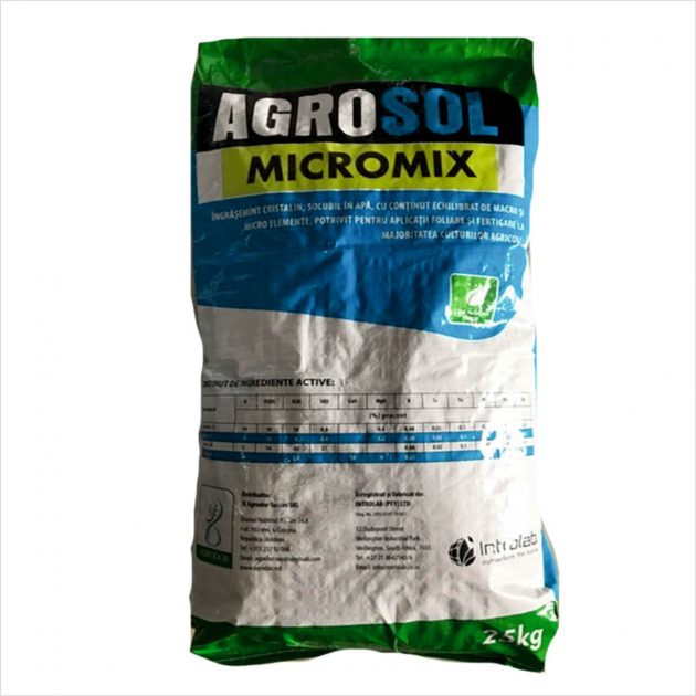 agrosol Micromix fertilizant agrodor